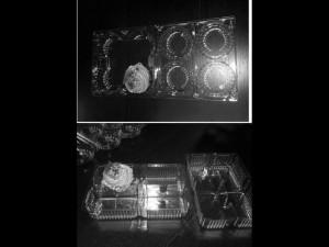 Caserole plastic pentru cupcakes  Caserole cupcakes caserole 4 compartimente cupcakes 381 2 300x225