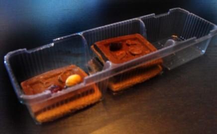 Caserole plastic biscuiti