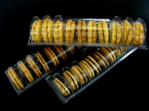 Caserole plastic pentru biscuiti