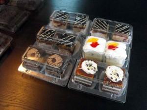 Caserole cupcakes