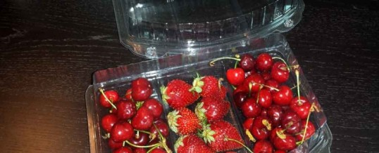 Caserole compartimentate fructe