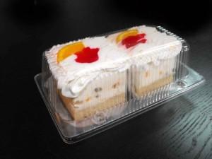 Caserole din plastic pentru prajituri