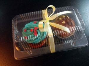Caserole plastic pentru muffins