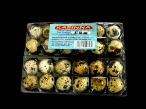 Caserole oua de prepelita  Caserole oua prepelite cofraje oua prepelita 24 compartimente 24 1 300x225