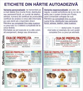 Producem caserole oua de prepelita