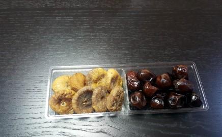 Chese compartimentate pentru fructe/seminte (model 4087)
