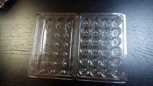 Caserole oua prepelite Cofraje oua de prepelita 2 300x169
