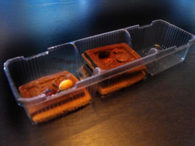 Caserole plastic biscuiti  Caserole plastic biscuiti caserole biscuiti ciocolata 3 compartimente 650 11