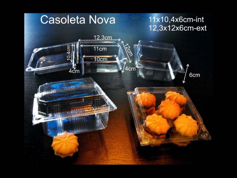 Caserole plastic fursecuri