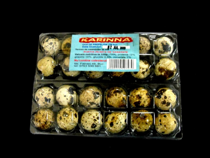 Caserole oua prepelite  Caserole oua prepelite cofraje oua prepelita 24 compartimente 24 1
