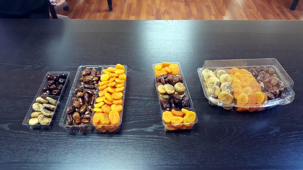 Caserola cu 3 compartimente pentru fructe uscate si seminte (model Elegance 4121) 4 4 1024x576