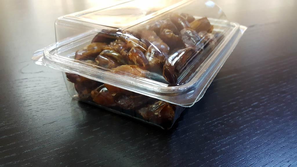 Caserola cu capac din plastic transparent pentru fructe uscate (model 4097) 6 1 1024x576